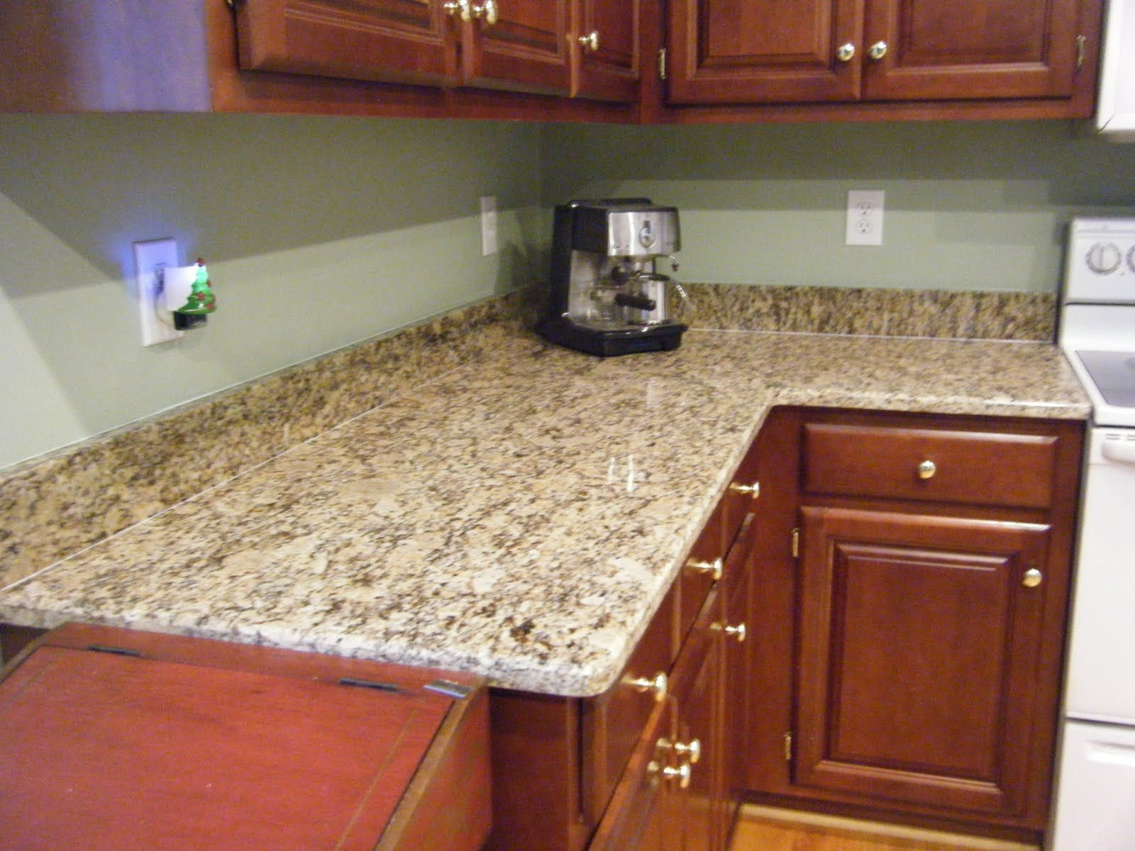 Santa Cecilia Granite Kitchen Saint Cecilia Granite Countertops