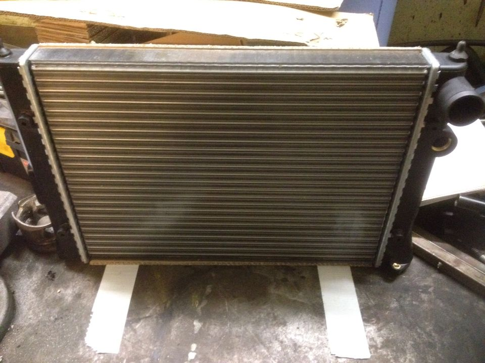 Wasserkühler Corrado G60 ohne Klima