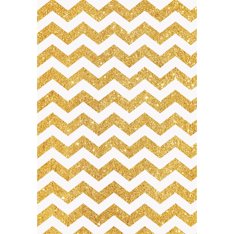 23.00$  Watch now - http://alijf2.shopchina.info/go.php?t=32801336672 - Customize washable wrinkle free golden chevron pattern photography backdrops for kids photo studio portrait backgrounds F-1621 23.00$ #magazineonline
