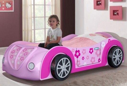 @HomeArena offers Joseph Flower Car #Bed at #price £319.00 only with free home #delivery and 1 year #guarantee.