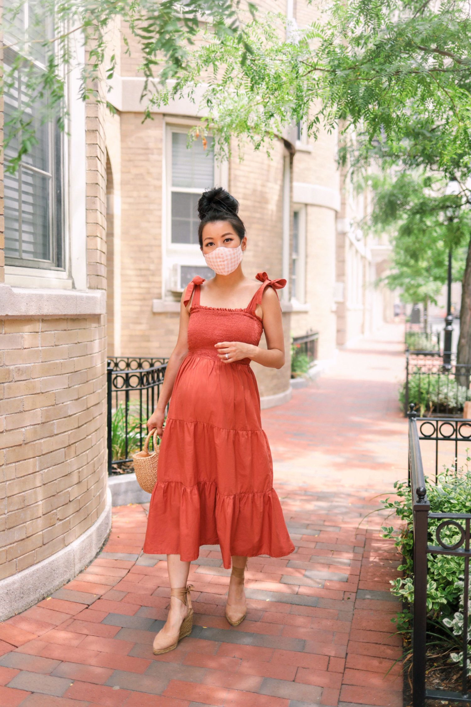 Petite Summer Dresses under $50 - maternity bump and ...