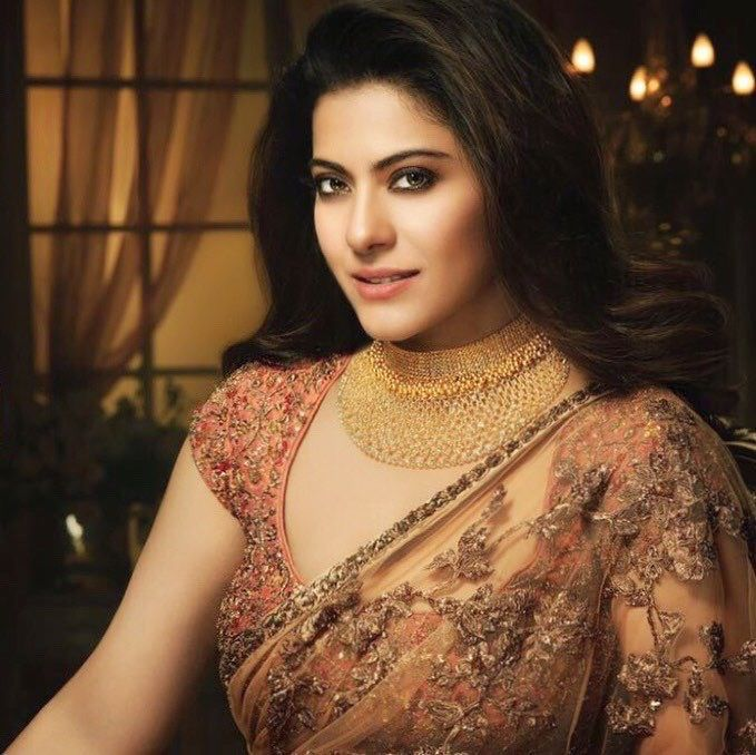 Recommend you Kajol latest sarees in bollywood