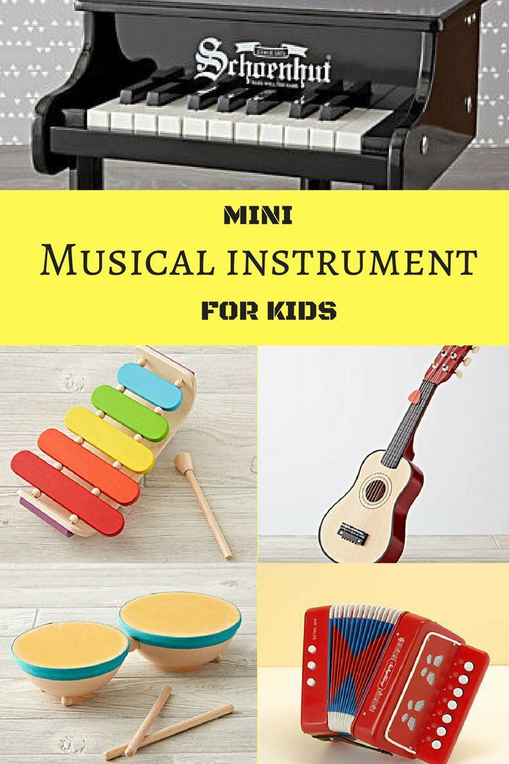 i always want my child to be instrument literate. learn music helps