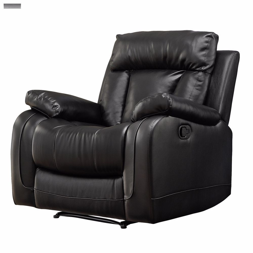New Black Leather Recliner Lazy Chair Furniture Living Room Reclining Seat Boy Ebay H Contemporary Recliner Chairs Black Leather Recliner Living Room Seating