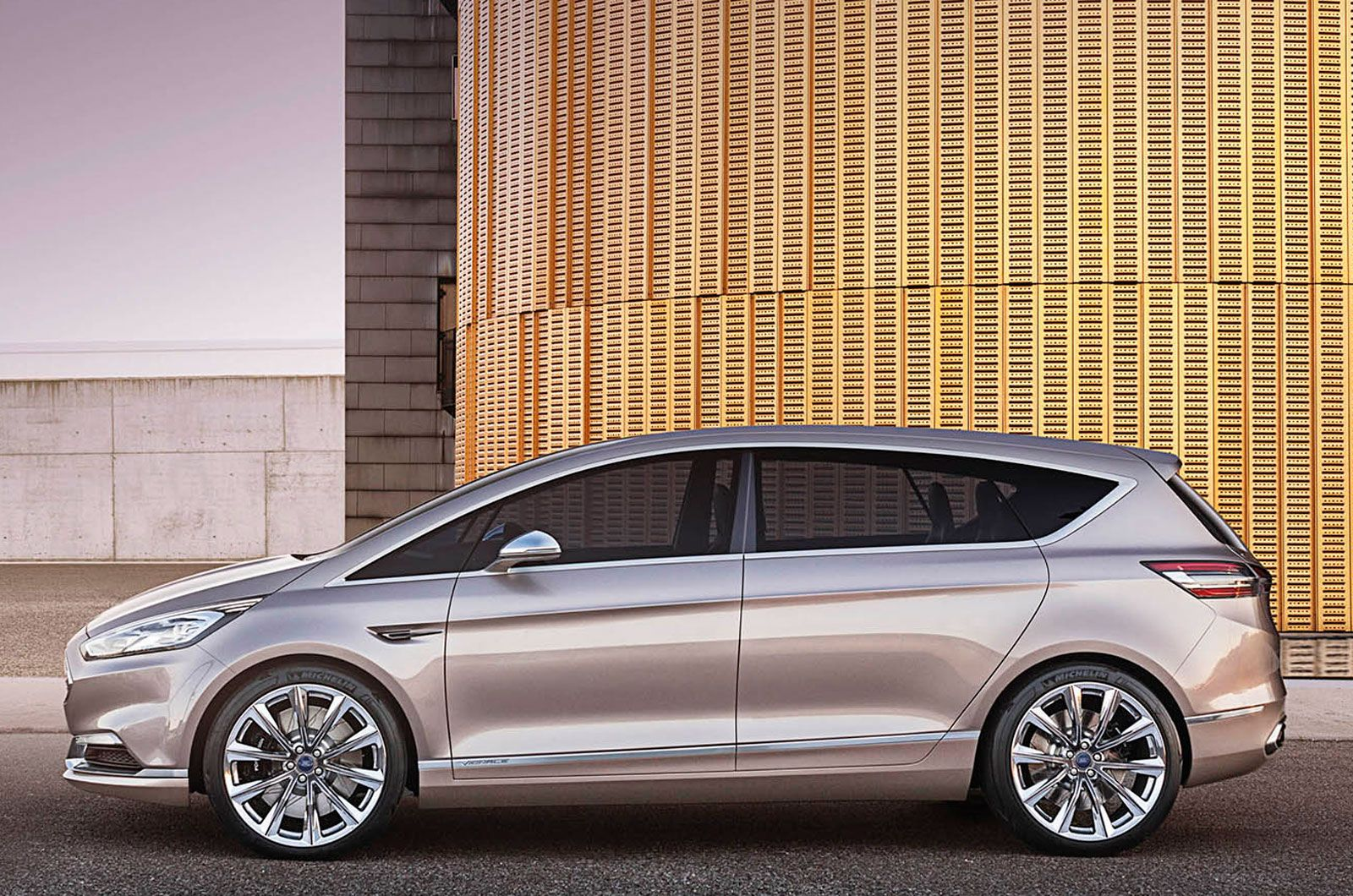 Ford s max vignale concept www truefleet co uk