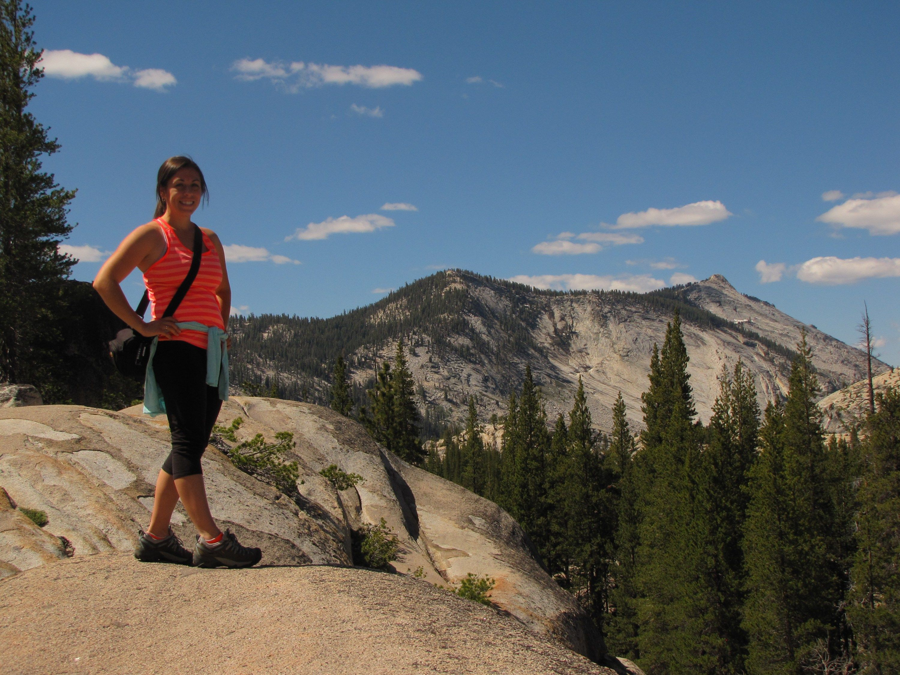 e918c56e8bd6 Must-Do Hikes in Yosemite National Park in California. Clouds Rest Hike. Half  Dome Hike.  yosemite  california  trail  hiking  halfdome  cloudsrest   ...