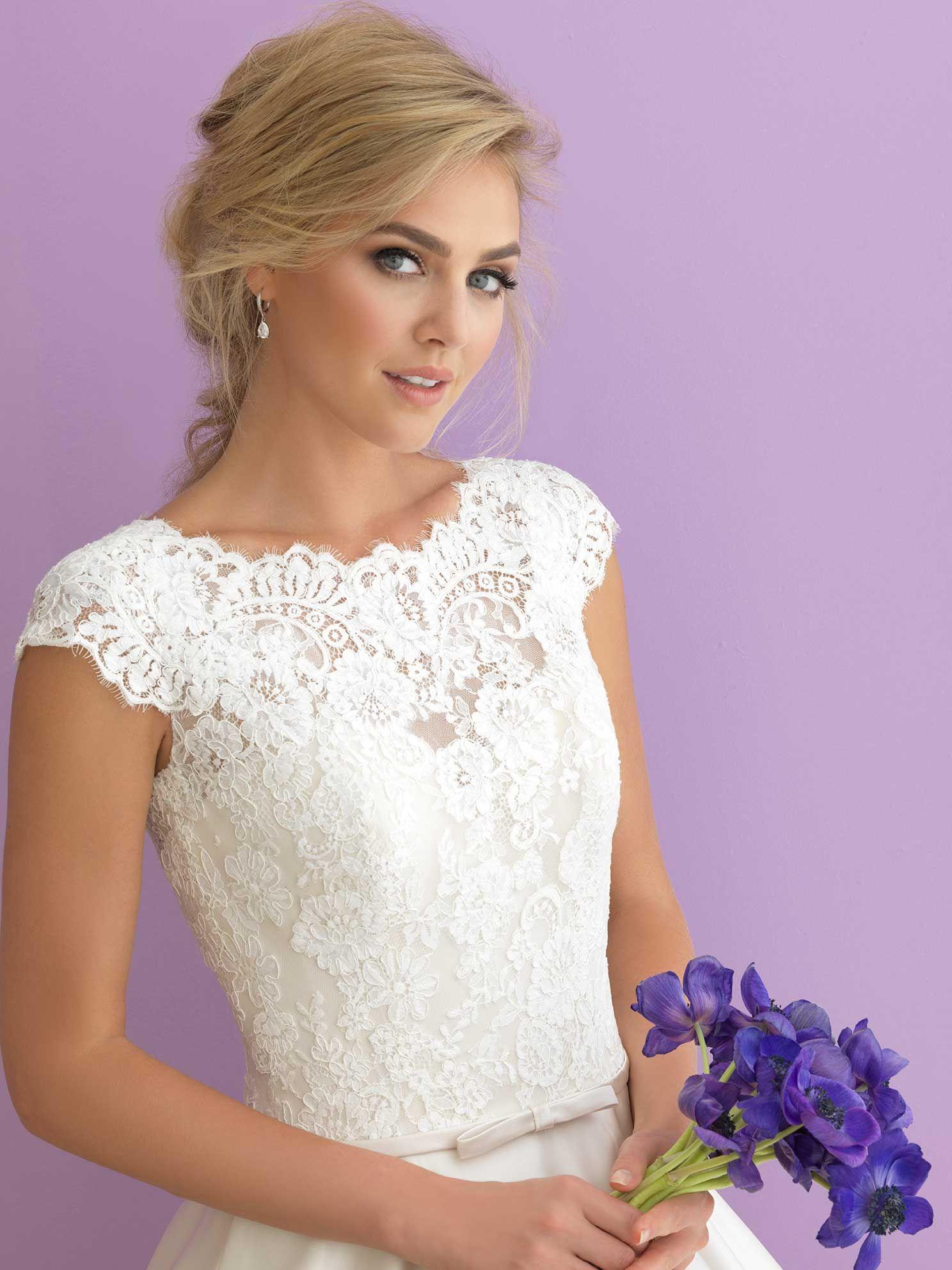 Allure Bridals - 2914 | Allure Bridals Dresses at Romashka Bridal ...
