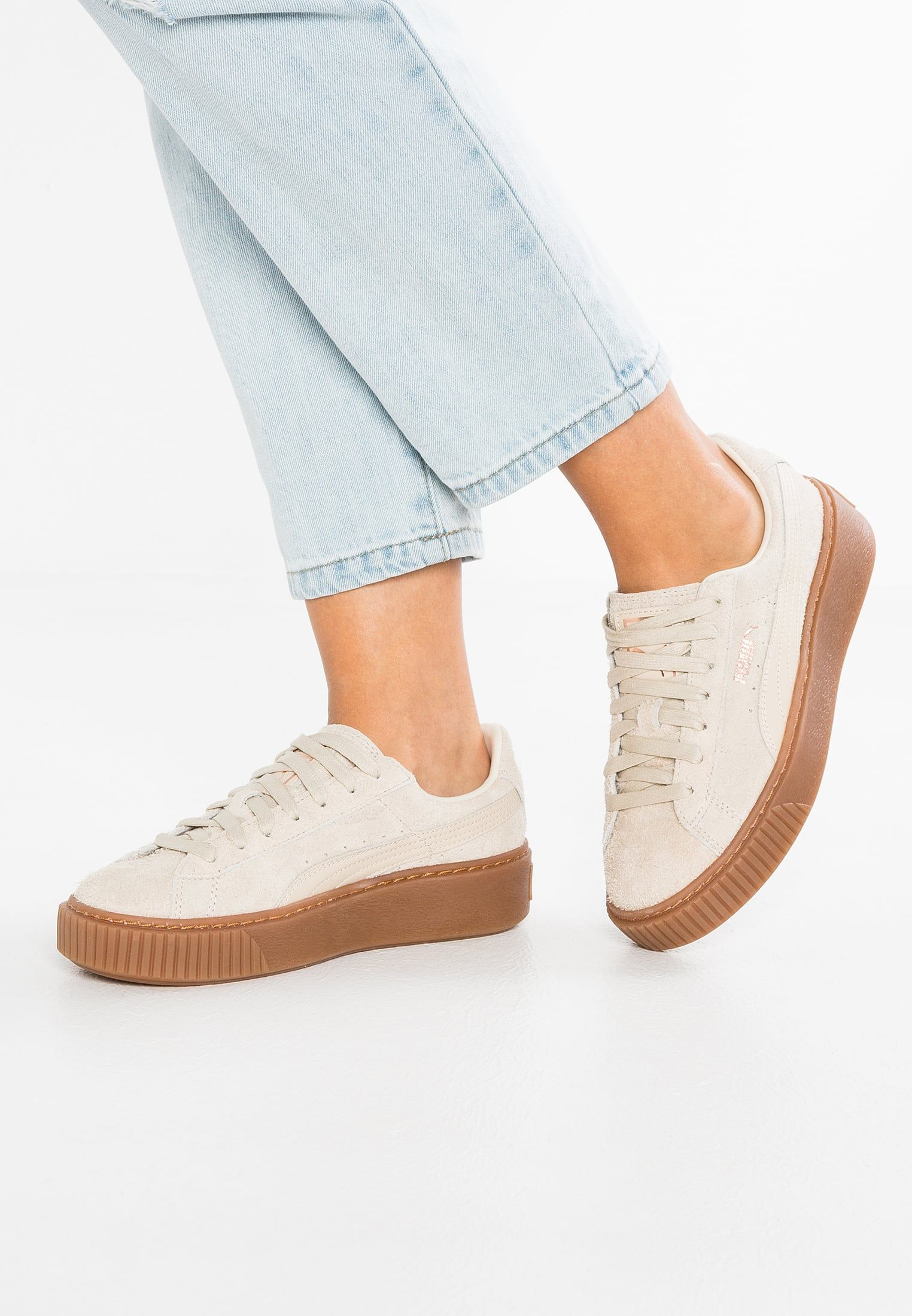 Suede Low Gold Oatmealrose 2019 Platform In Sneaker Elemental gYvfy6b7