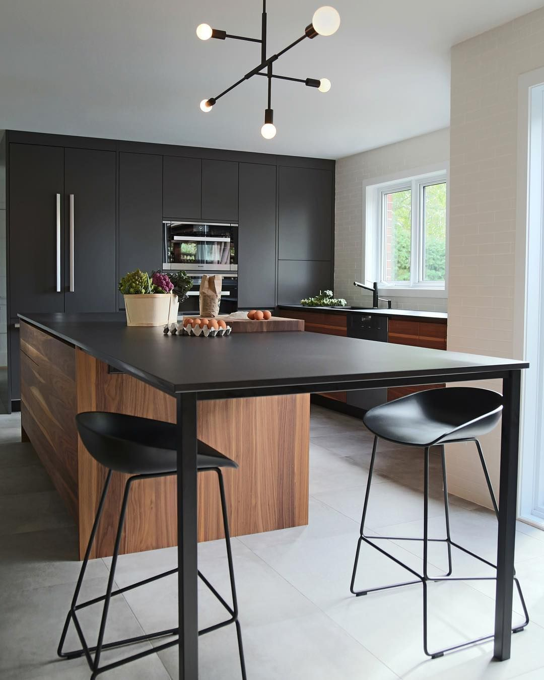 Pin By Virve Berg On Keittio Kitchen Projects Design Contemporary Kitchen Modern Kitchen Lighting