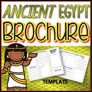 teaching brochure templates