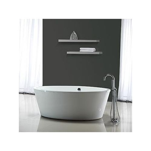 New Waves Betsy 67 Bathtub Free Standing Bath Tub Bathtub