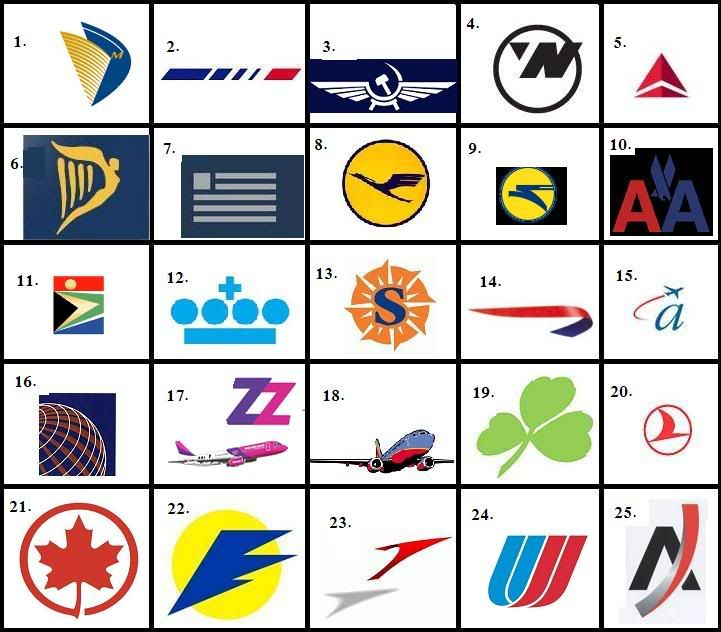 airline logos airline logos quiz by xavyer37 sporcle games rh pinterest com printable logo quizzes printable logo quiz and answers