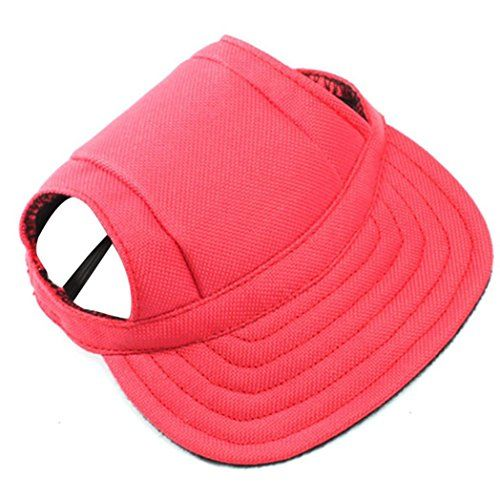 53bc209b2 Dog Hats - Pet HatElevinTMSummer Pet Dog Cute Print Cap Baseball Hat ...