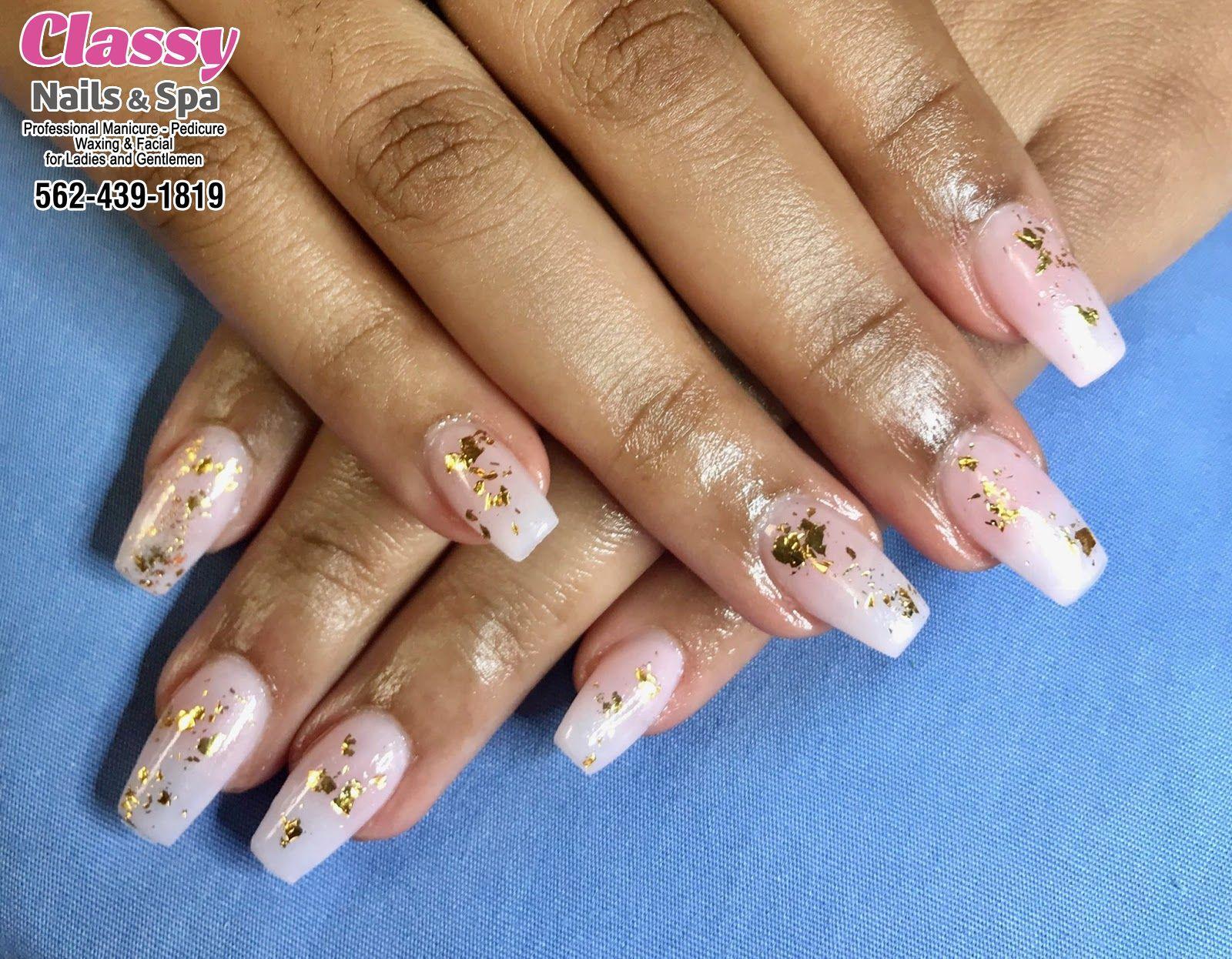 Classy Nails Spa Nail Salon Long Beach Classy Nails Nail Spa Swag Nails