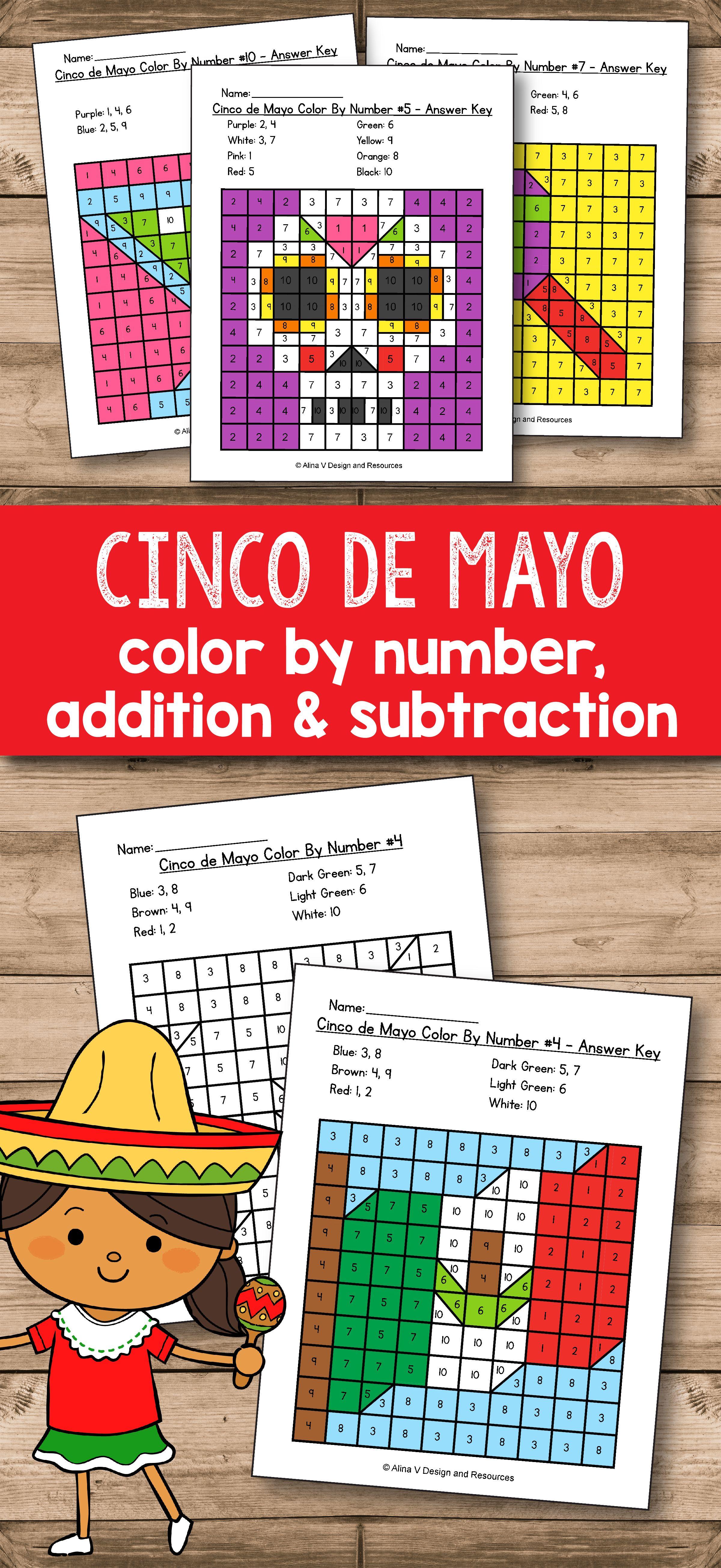 Cinco De Mayo Activities For Kindergarten