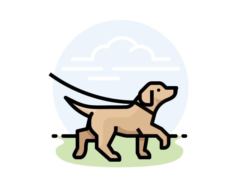 Dog Walking Outdoors Dog Walking Logo Dog Walking Dog Icon