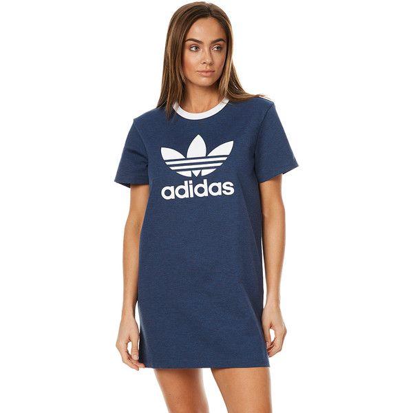 adidas womens t shirt dress
