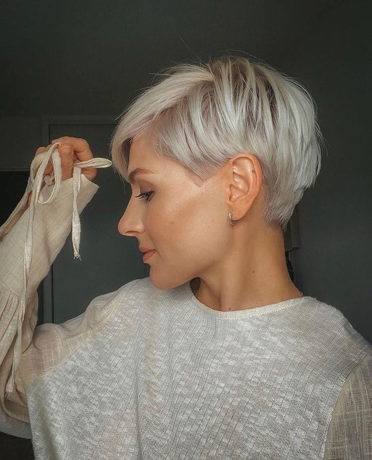 """Photo of Short Hair and Pixies on Instagram: """"I Love This Pixie From @irinagamess"""""""