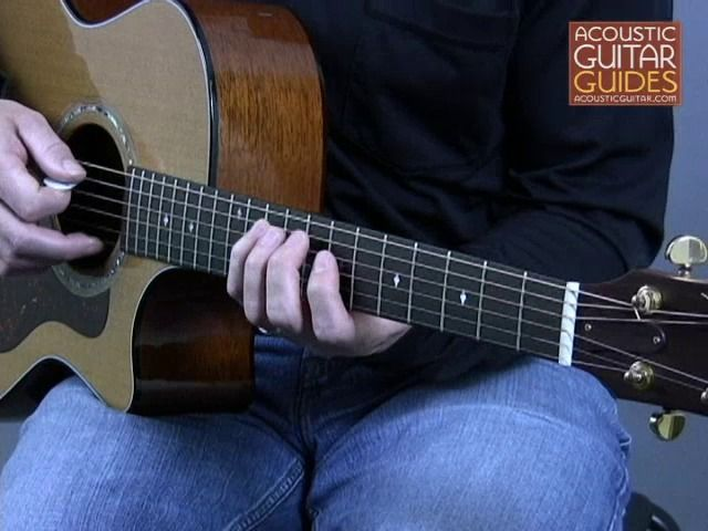 Learn to Navigate the Minor-Pentatonic Scale / How To / Acoustic Guitar