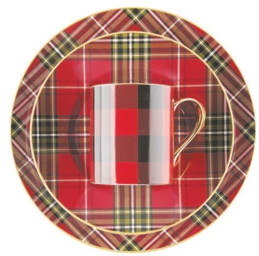 Colin u0026 Justin Home Tartan tableware  sc 1 st  Pinterest & Colin u0026 Justin Home Tartan tableware | Idee per la casa | Pinterest ...
