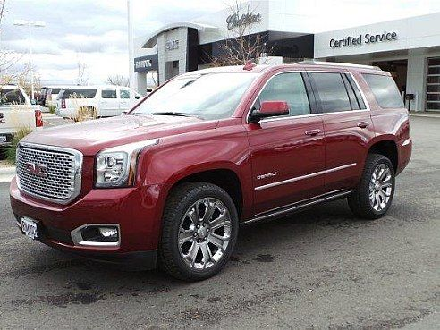 2016 Gmc Yukon Denali Denali Crimson Red Tintcoat Billings Mt