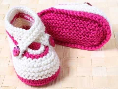 Tutorial Babyschoentjes En Sokjes Pinterest Babyschuhe Häkeln