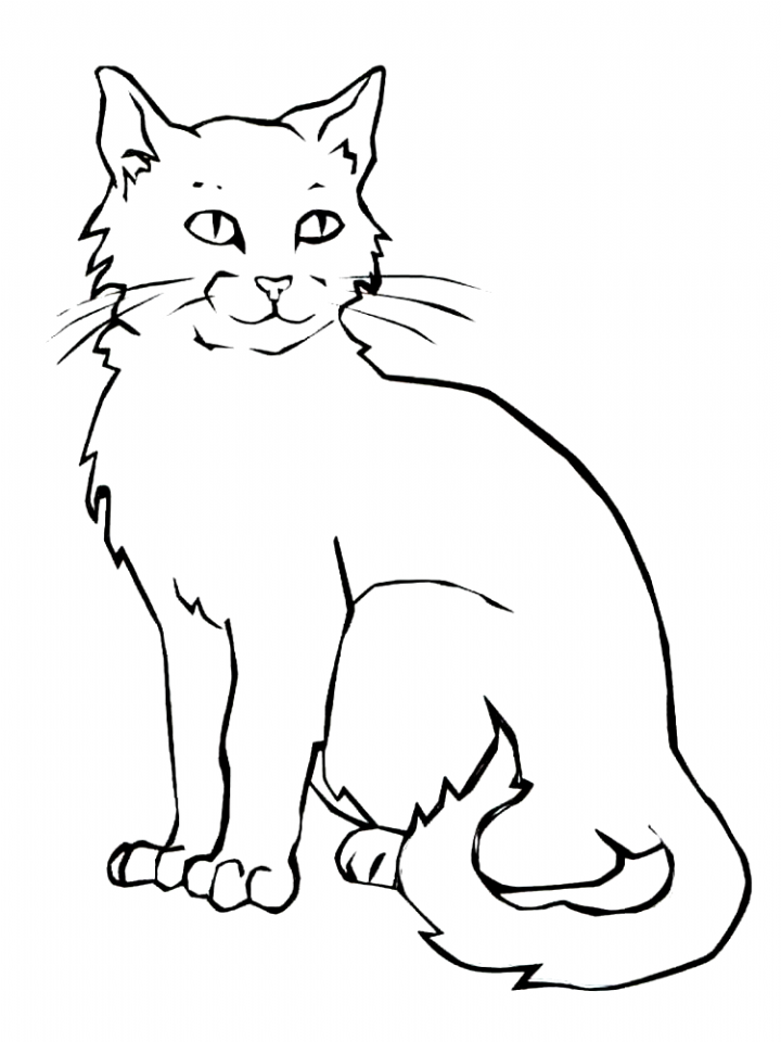 Cat Coloring Pages Hard Below Is A Collection Of Cute Cat Coloring Page Which You Can Download For Free Have F Cat Coloring Book Cat Coloring Page Cat Colors