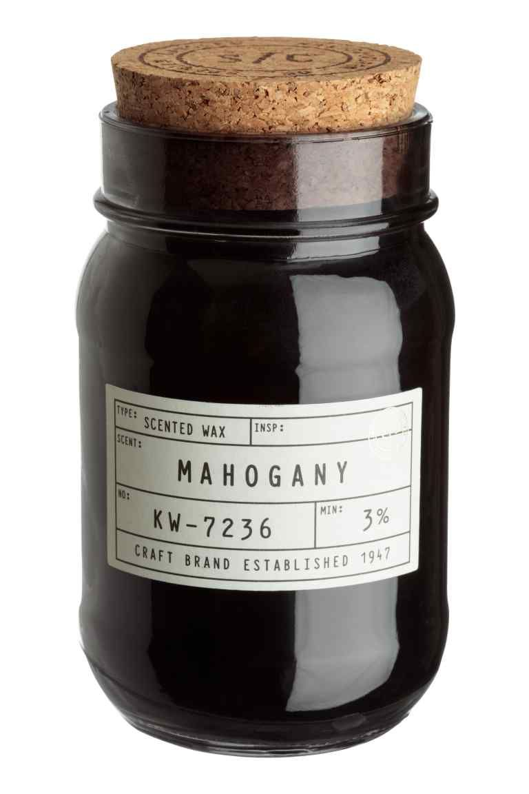 Soy Pot Candles 13 Lovely Frangrances In pretty Jars with Cork Top