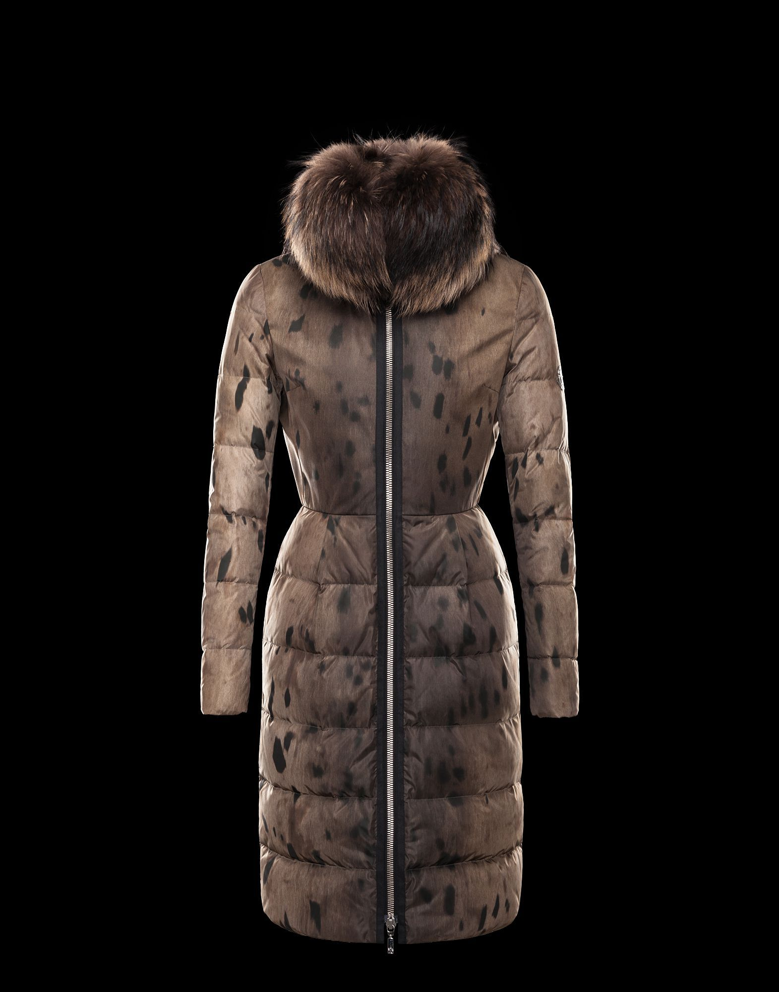 503d162bc Heavy jacket Women Moncler - Original products on store.moncler.com ...