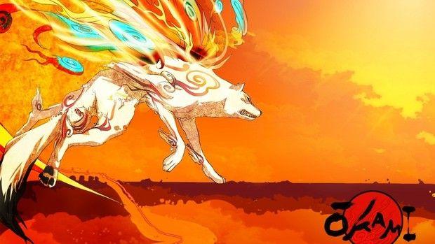Beautiful Okami Wallpaper Amaterasu Okami Anime