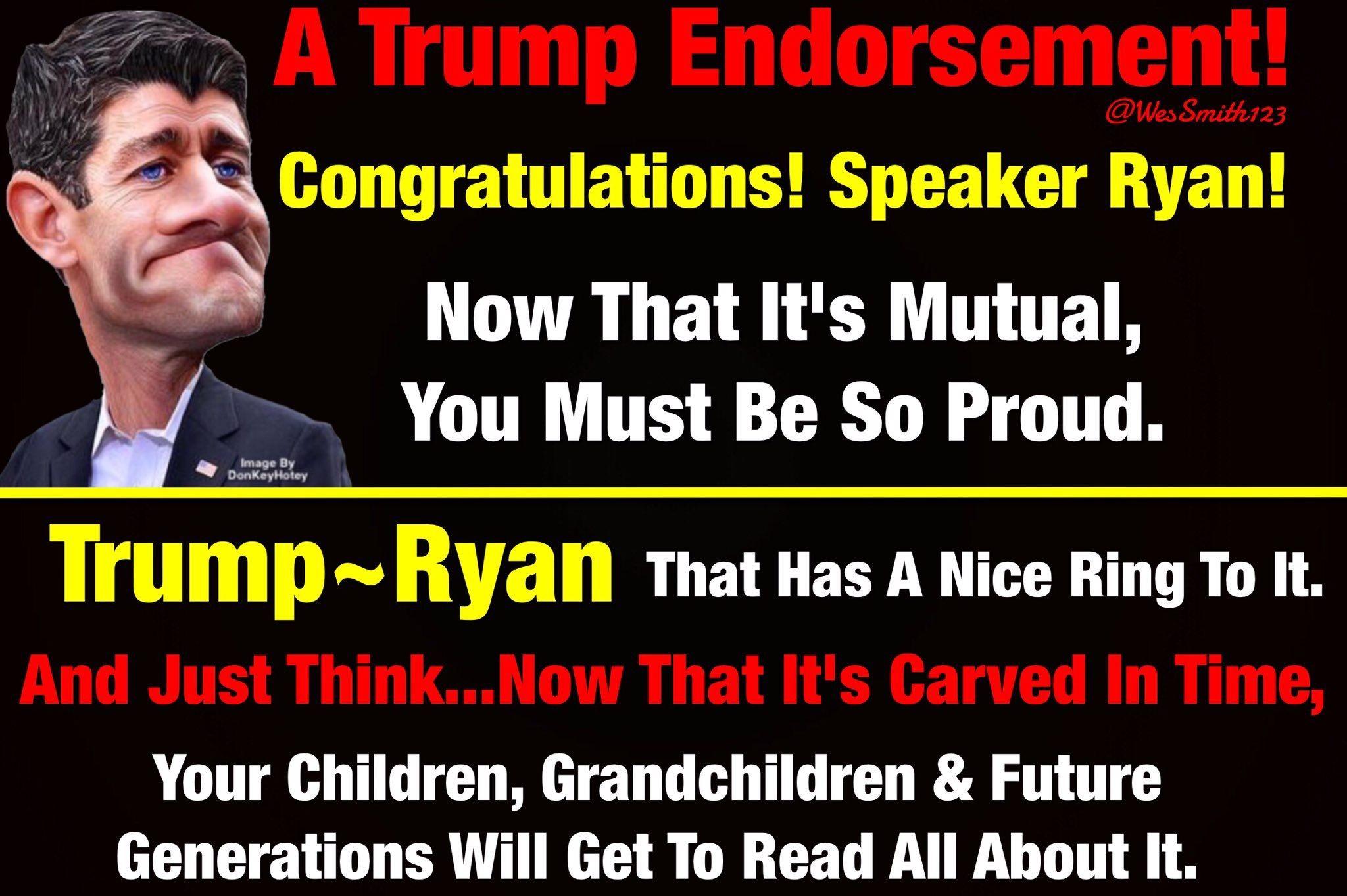 Paul Ryan, Political Memes