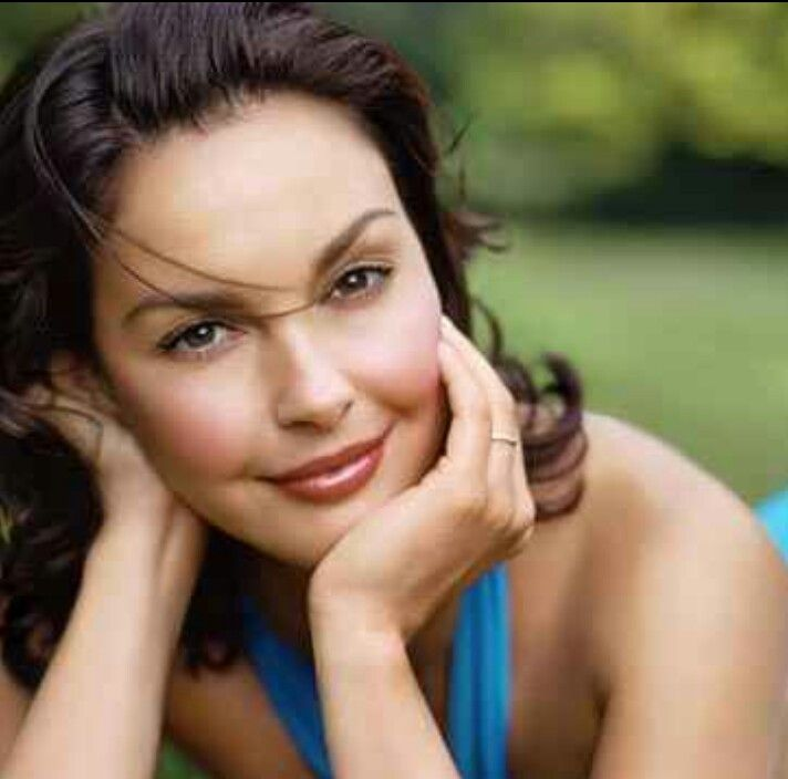 Ashley Judd - so much more than a pretty face. Read her book, it will change your life.