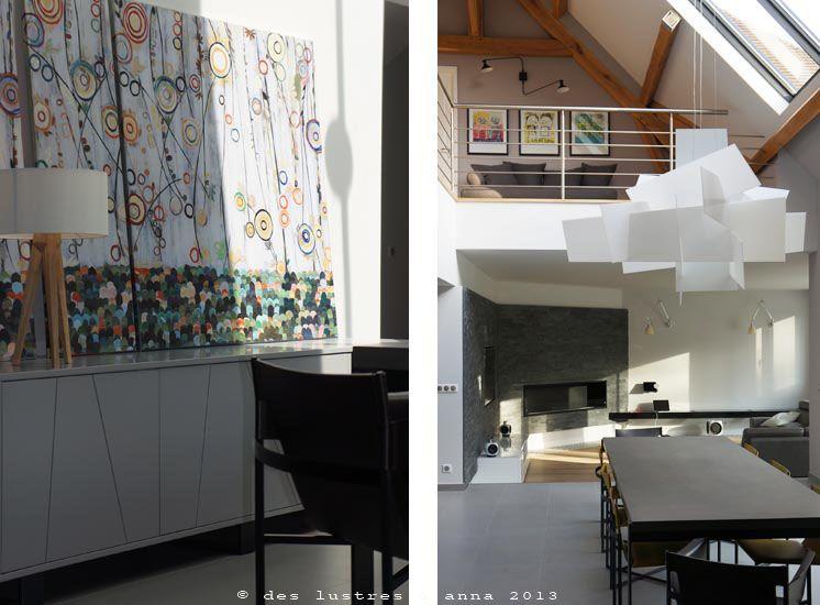 la big bang xl par foscarini des lustres anna. Black Bedroom Furniture Sets. Home Design Ideas