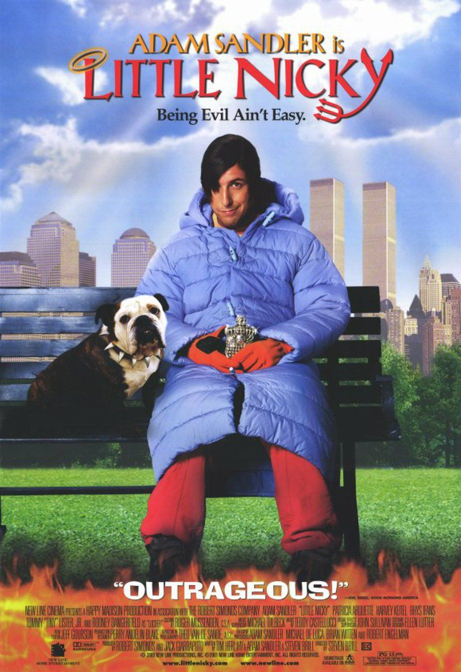 3111 Little Nicky (2000) 720p WEBRip Adam Sandler | Funny ...