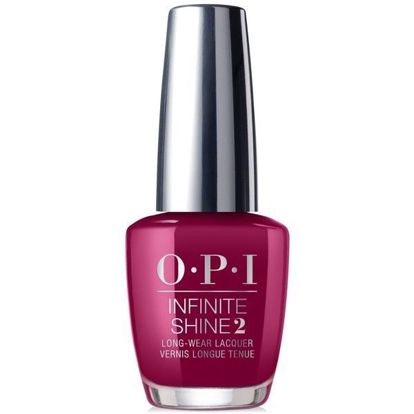 Opi Infinite Shine Shades Miami Beat (17 CAD) ❤ liked on Polyvore featuring miami beat