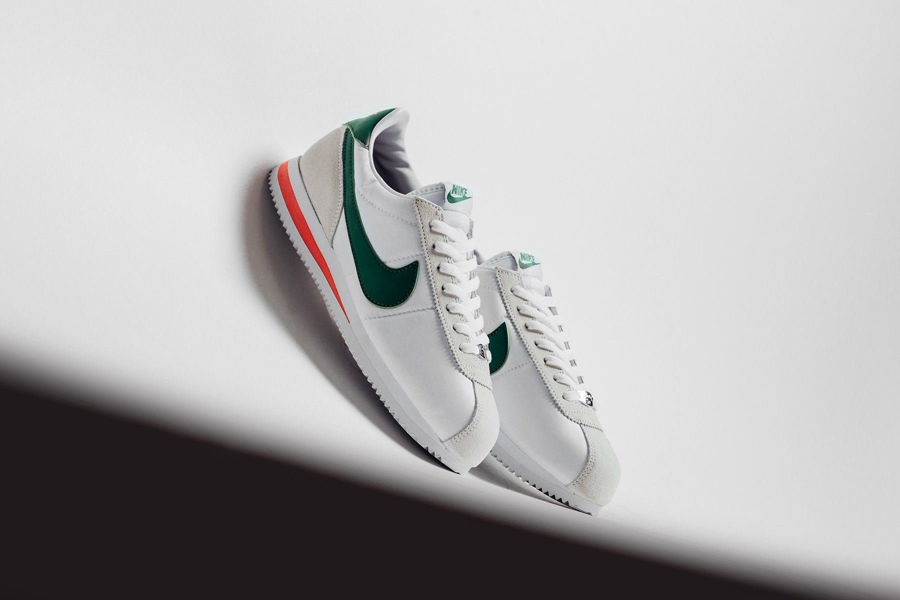 huge discount 77391 90dea Nike Cortez Basic Nylon