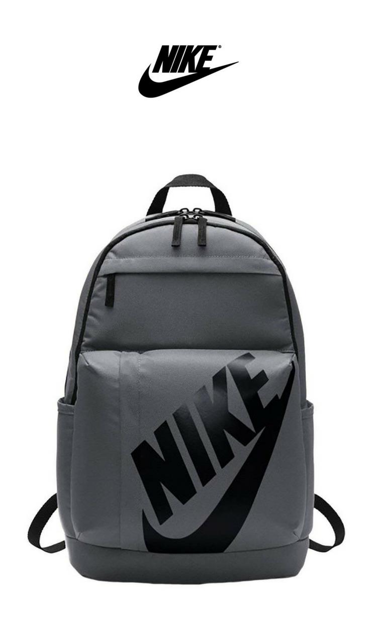 6fd178d787c The practical Nike Sportswear Elemental Backpack has a wide opening dual  zip main compartment!  Nike  Sportswear  Elemental  Backpack  Bag  Style   Ideas