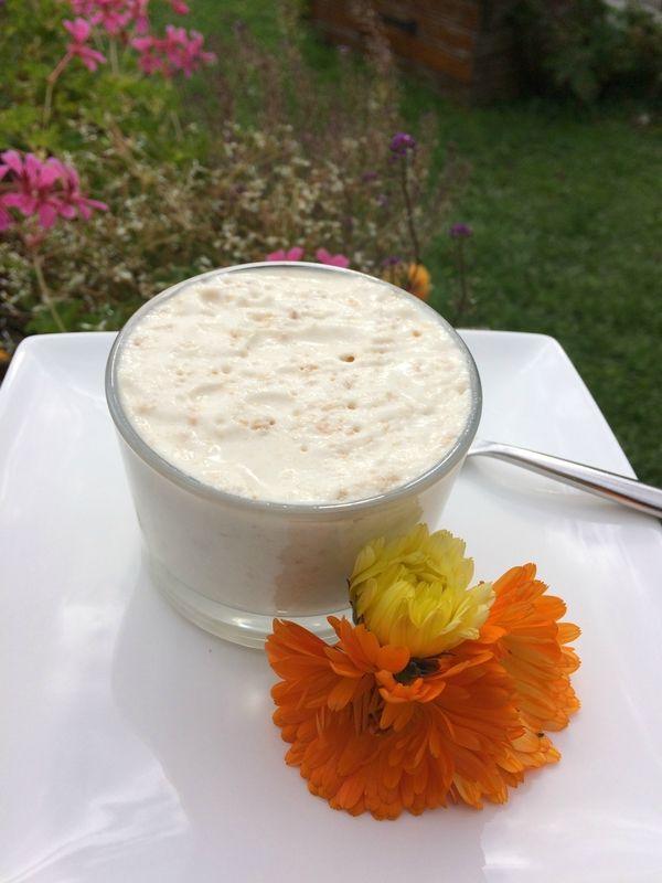 Dessert portugais : Serradura (Crème dessert à base de lait concentré et petits-beurre) – Terre et Mar