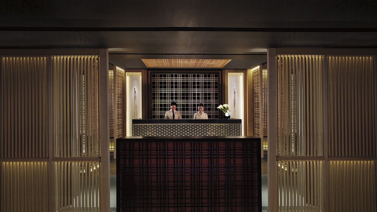 Front Desk - Arrive at The Ritz-Carlton, Kyoto and discover a haven ...