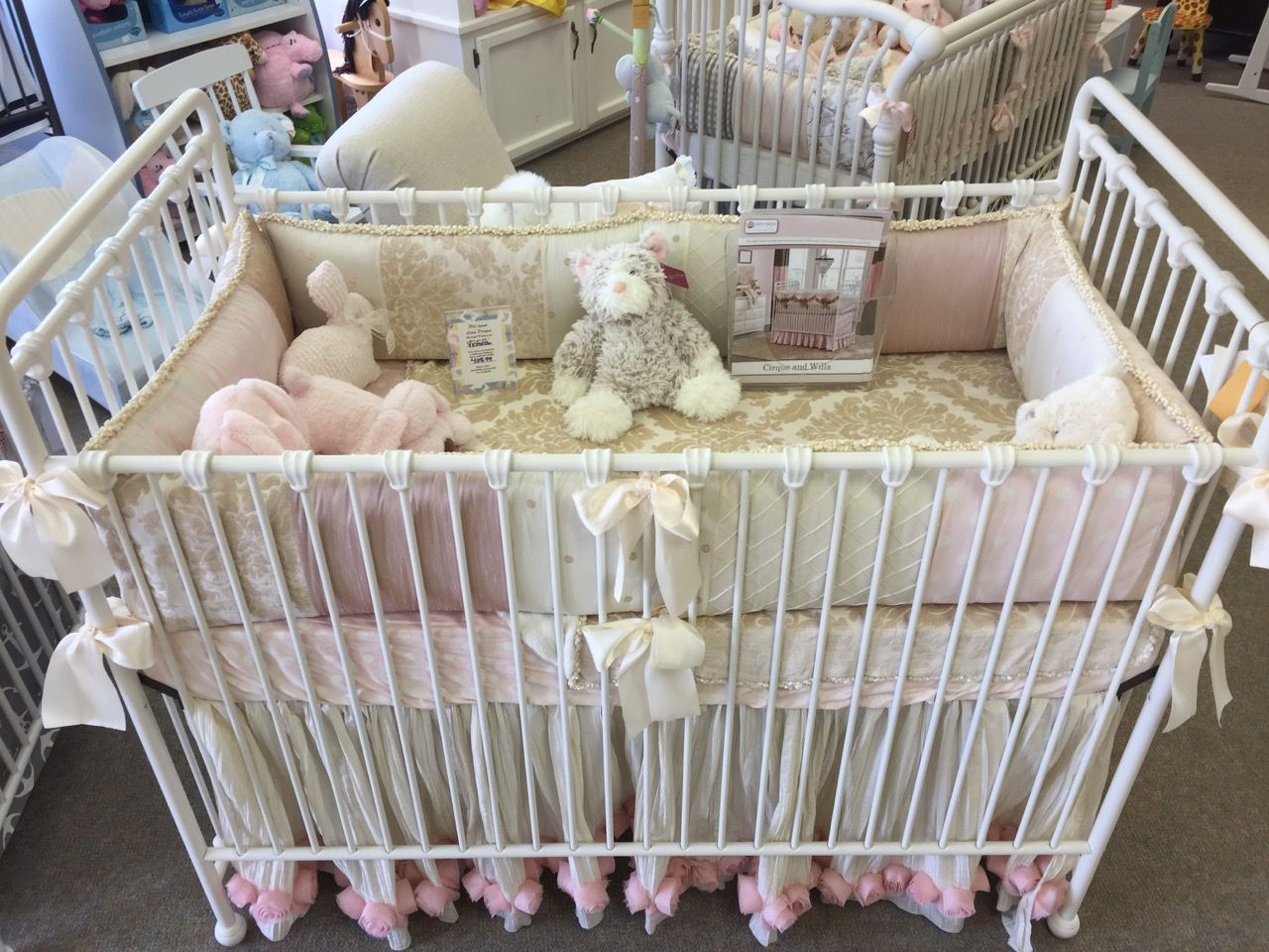 We Think The Willa Crib From Baby S Dream Furniture