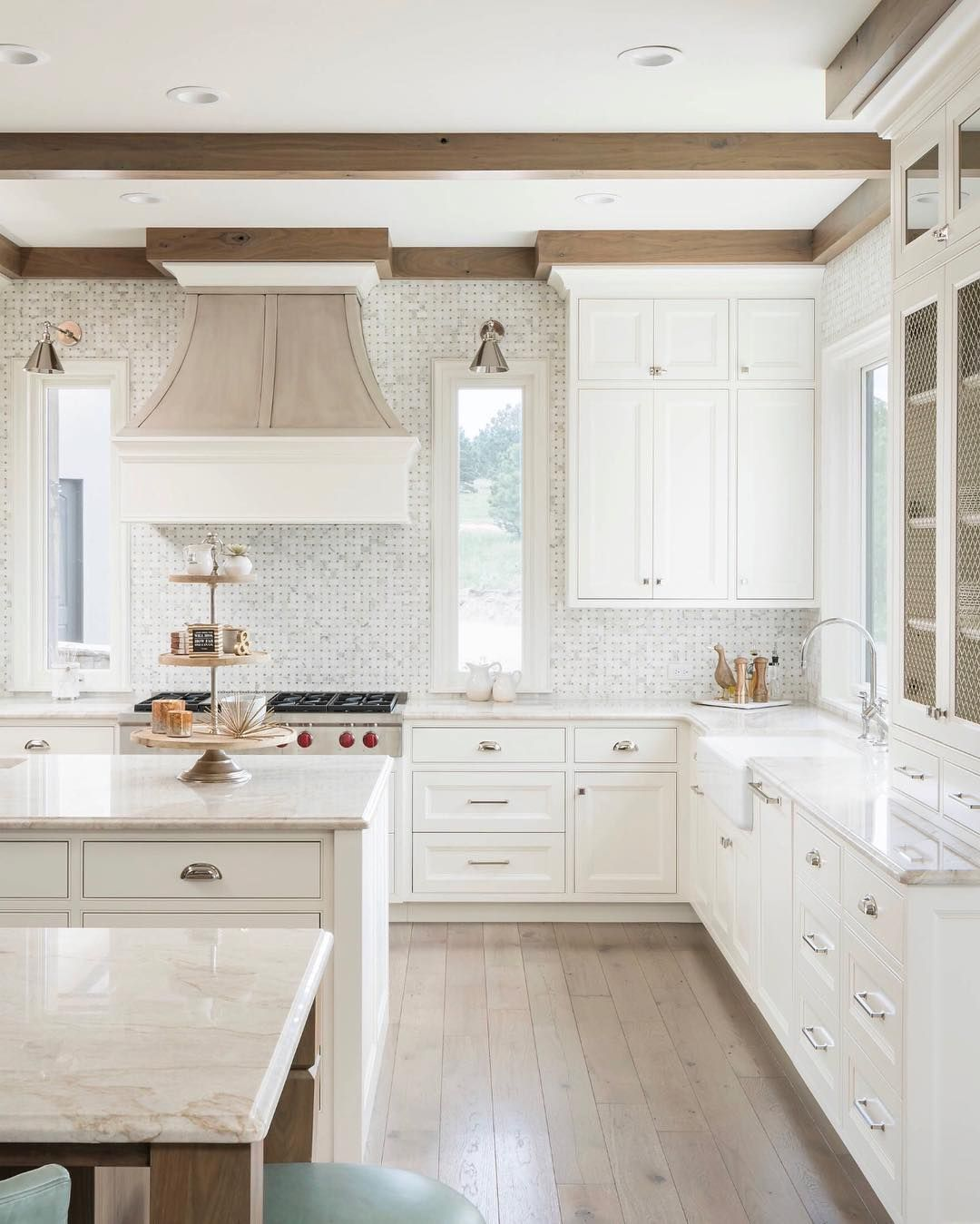 Interior Design Home Decor On Instagram Yes Please By Lost Creek Construction Location Colorado Product Discl Kitchen Design Open Home Home Kitchens Home kitchen interior design