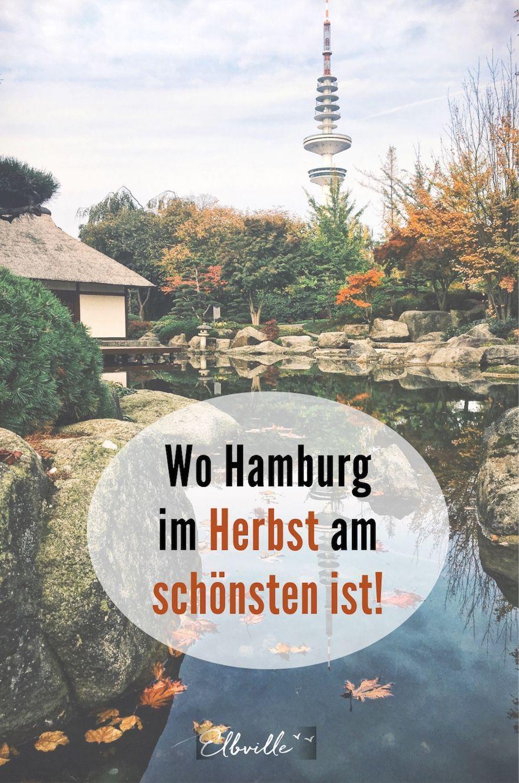 7 Orte, an denen der Herbst in Hamburg einfach herrlich ist!