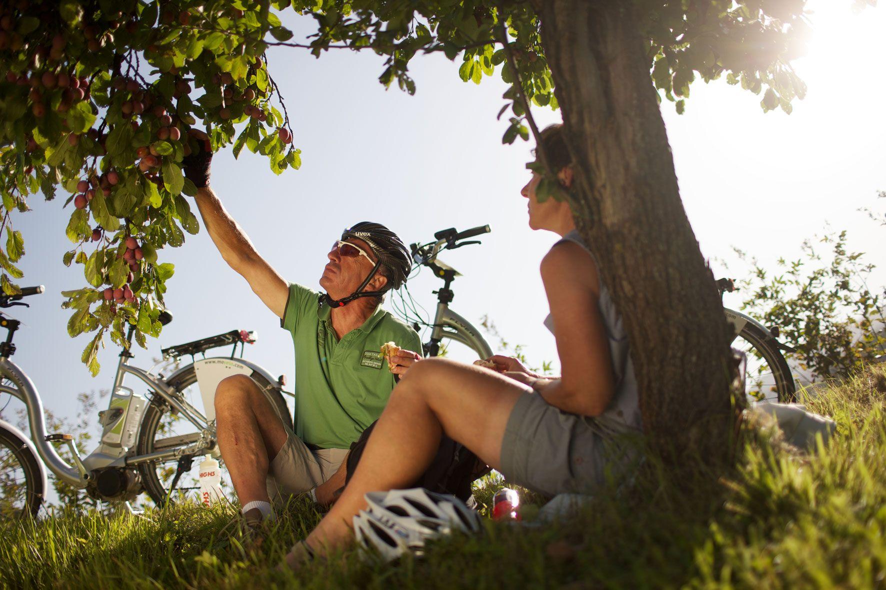 #eBike Genusstour Ferienregion #Imst in Austria