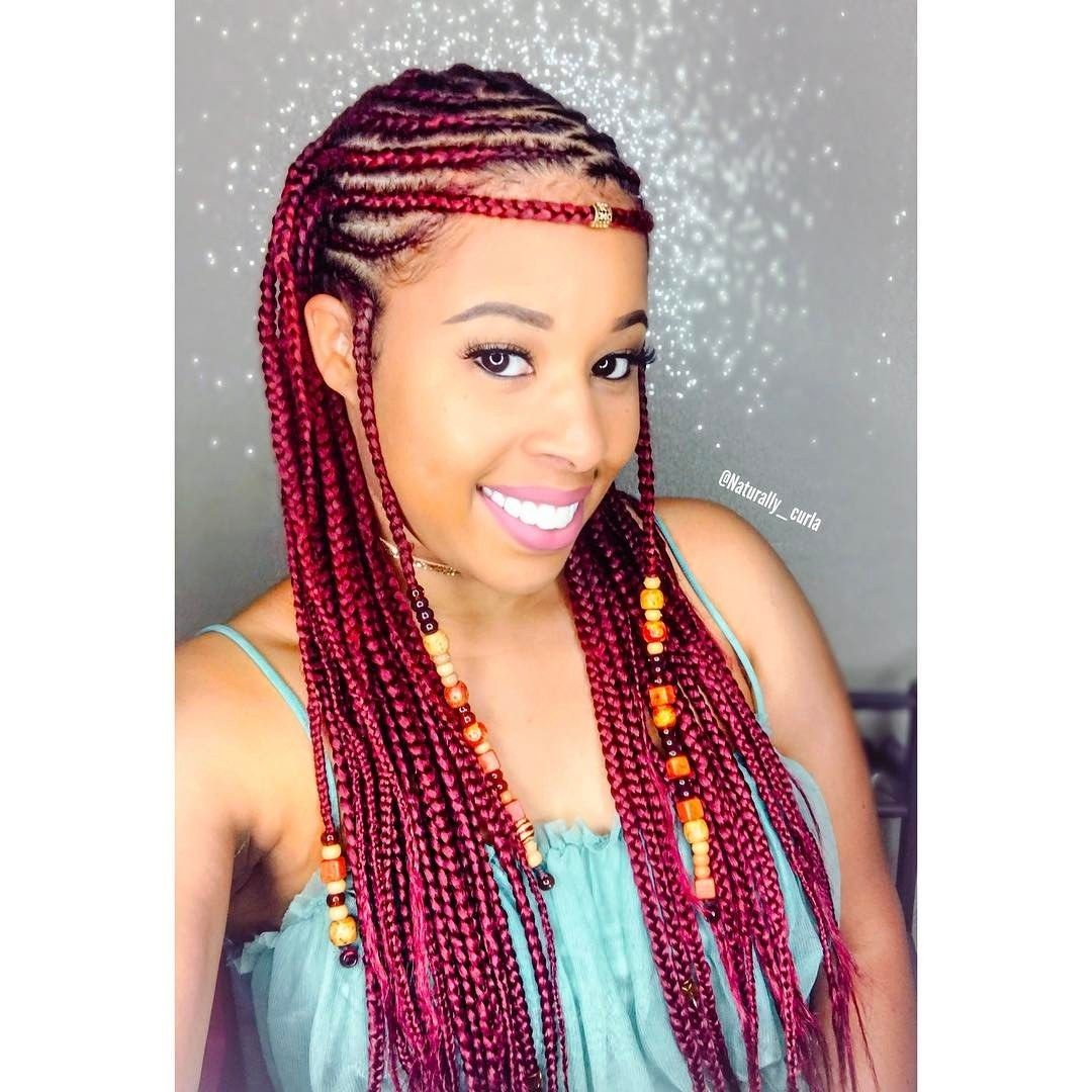 The Braids And Beads Trend Is Taking Over Instagram With Images