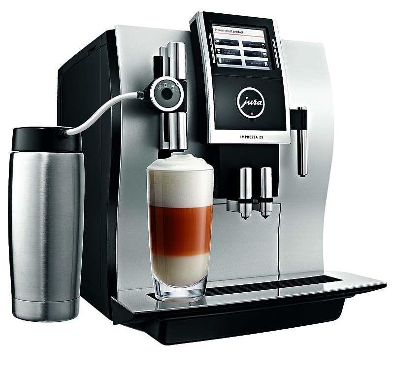 Jura IMPRESSA Z9 - Automatic Espresso Machine #juraimpressa