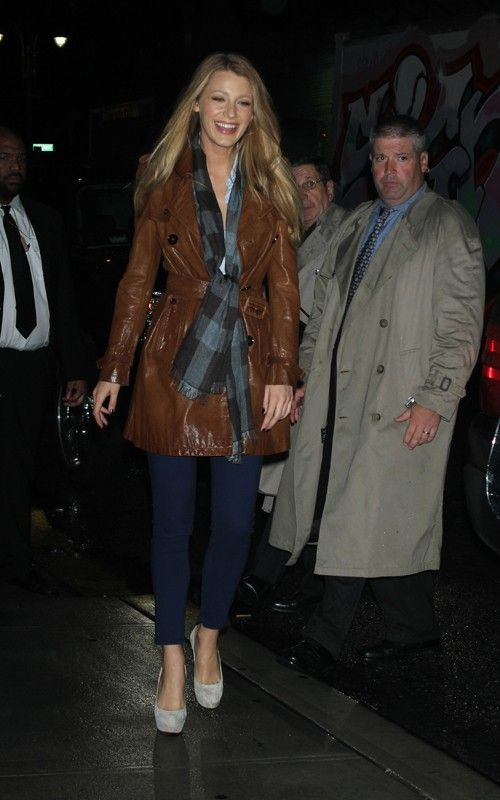 Blake Lively A Funny Thing Happened On The Way To Cure ...