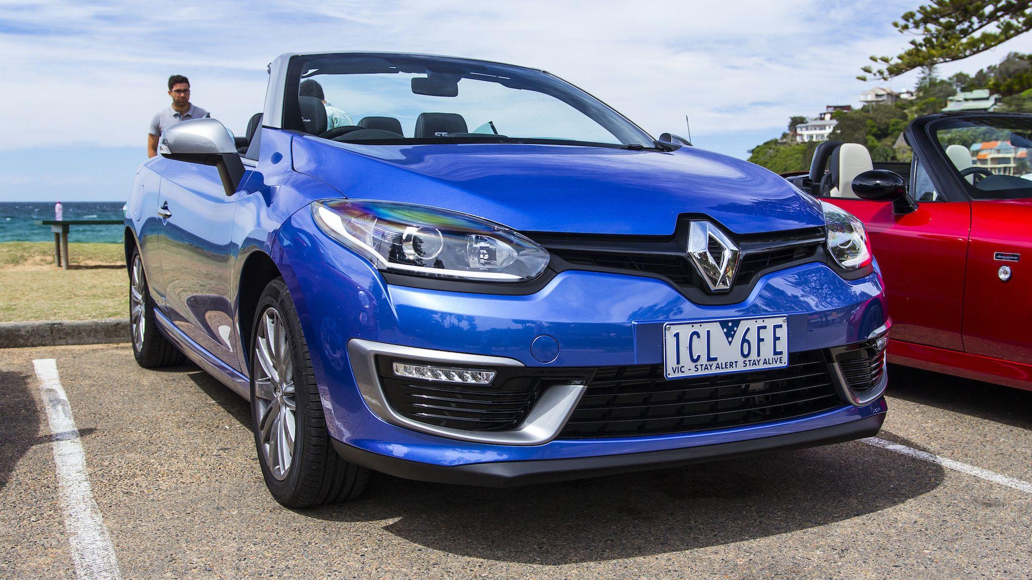 Renault Megane CC Review