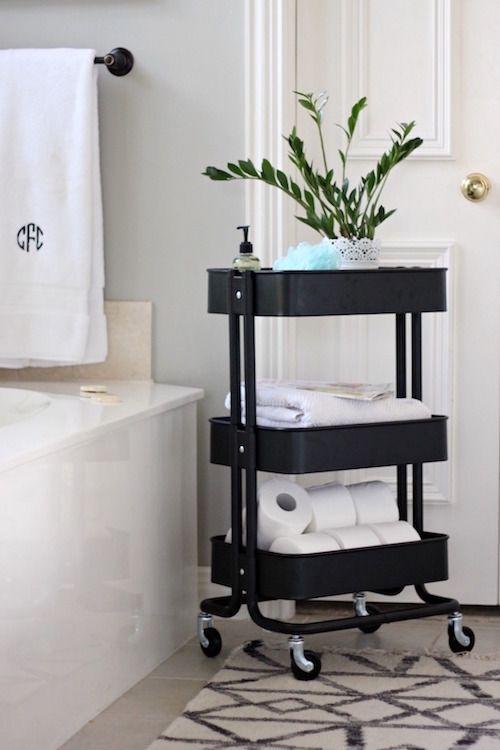 16+ Bathroom storage cart information