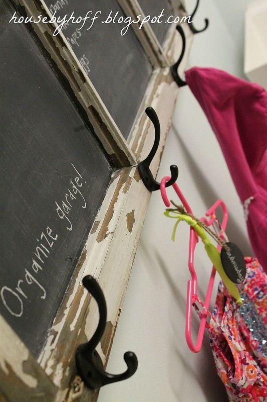 Old window to chalkboard calendar Chalkboard calendar, Chalkboard