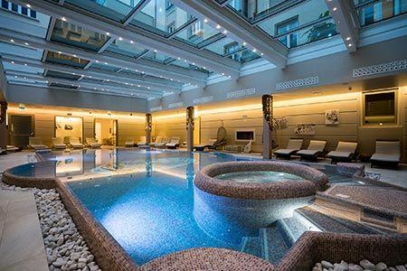 Salsomaggiore Terme: Hotel 5* di lusso + Spa a 50€ Soggiorno di ...